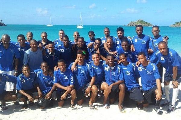 L'équipe Martiniquaise