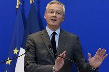 Bruno Lemaire, ministre français de l'économie (avril 2020)