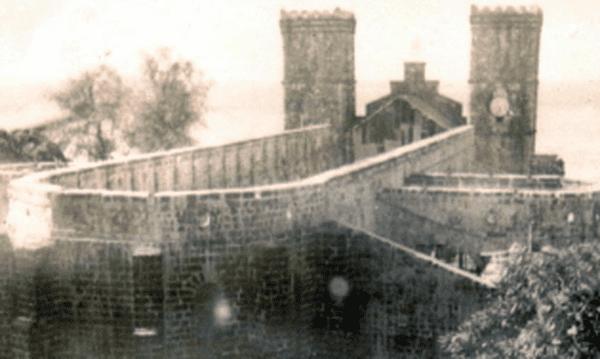La construction de la Cathédrale de Mata'utu