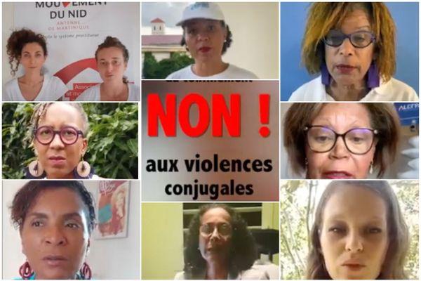 Campagne violence femmmes