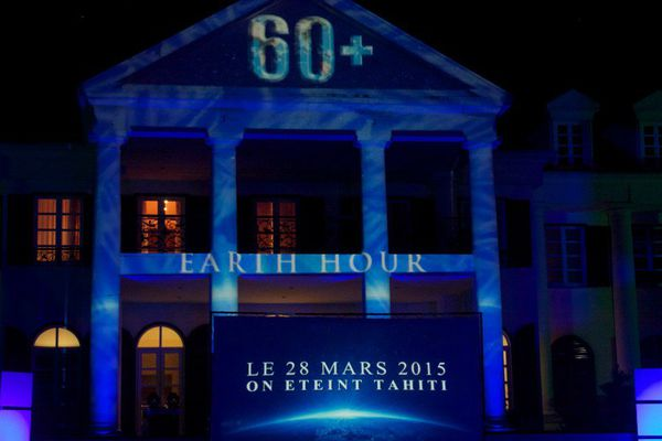 Earth hour Tahiti : le 28 mars on éteint Tahiti