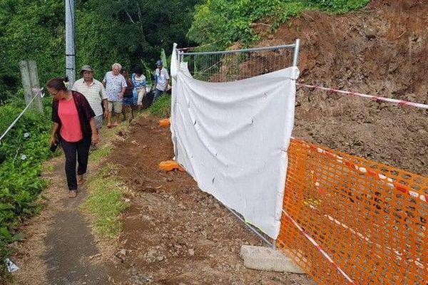 chemin Dandin Bel Air Sainte-Suzanne construction 46 logements 210319