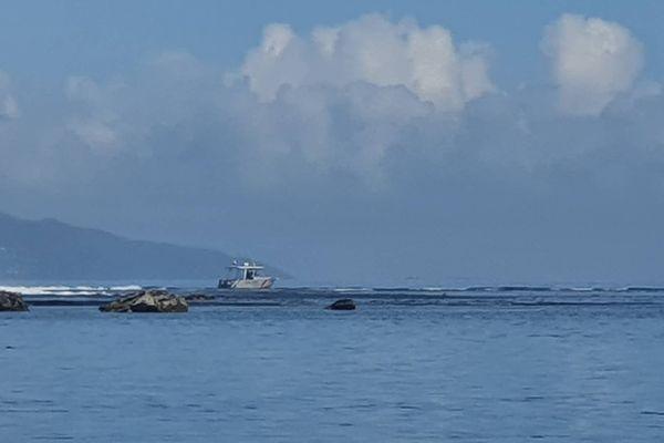 Un pêcheur porté disparu vers Punaauia