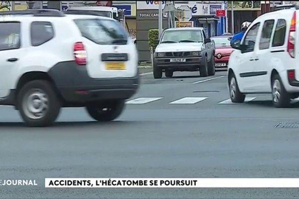 Accident de la route : halte au massacre !