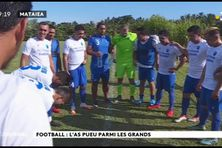 PUEU : la surprise du championnat de Football