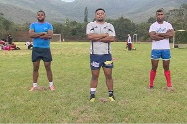 XV du Pacifique terrain rugby 2016