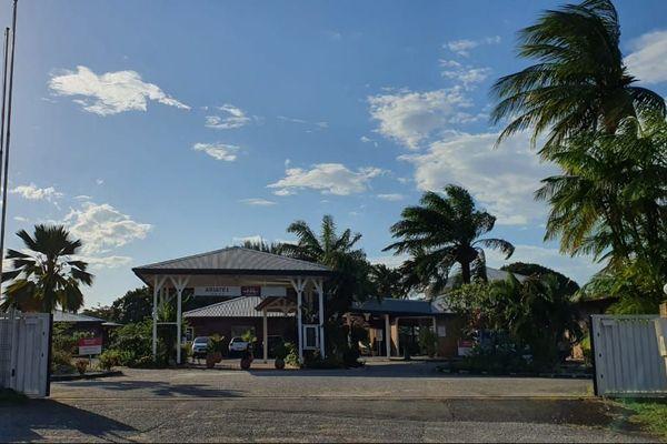 L'hôtel Mercure à Kourou