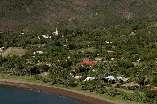 Thio village