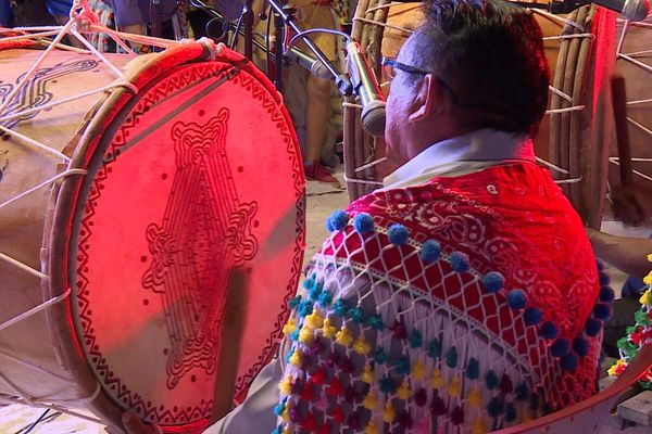 Le sanpula, l'instrument amérindien par excellence
