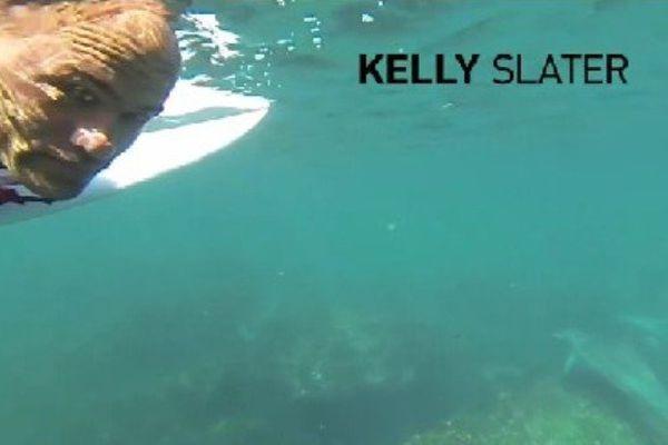 Video gopro Kelly Slater
