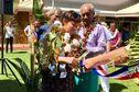 La ministre inaugure l'académie des langues de Wallis et Futuna