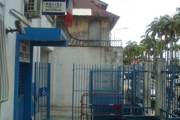 Hôtel de police