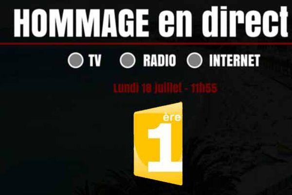 #AttentatNice : hommage en direct en télé, radio et internet sur Polynésie 1ère