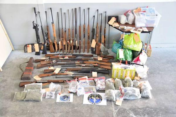 Saisies trafic de drogue Vaucluse/Guadeloupe - 16/04/2021