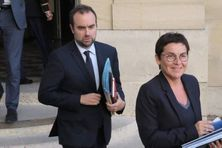 Sébastien Lecornu succède à Annick Girardin à la tête du ministère des Outremers