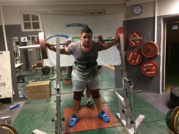 Force athlétique Malone Bogey