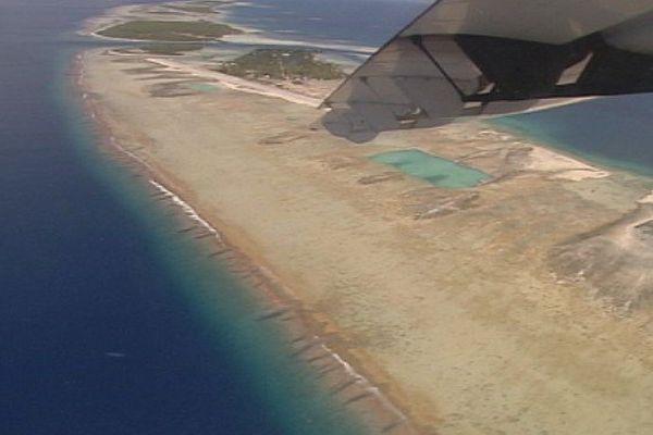 Liaison inter-iles avec Air Tahiti