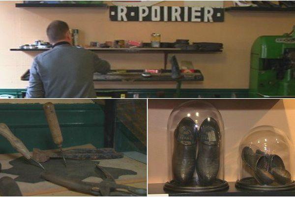 Musée Héritage : hommage à Robert Poirier, cordonnier aux doigts d'or