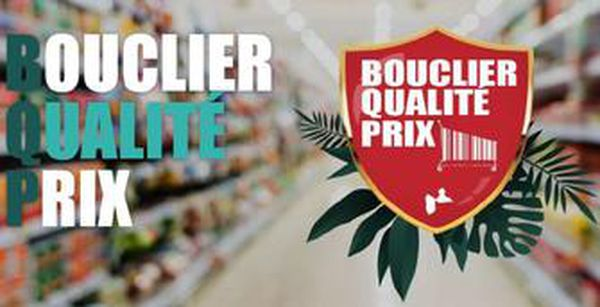 Logo 2020 bouclier qualité prix