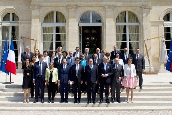 gouvernement Valls