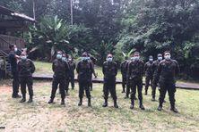 Nouvelle promotion des cadets de la gendarmerie