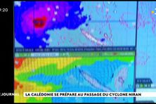 La menace du cyclone Niran se précise