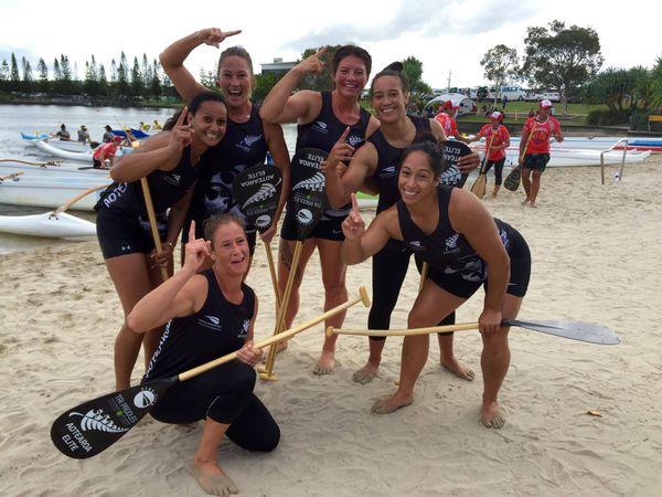 Team NZ Femmes