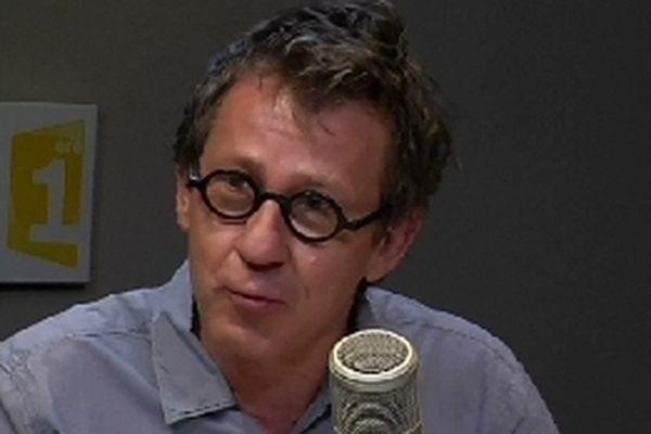 """Jamy Gourmaud, présentateur de l'émission """"C'est pas sorcier"""" sur France 3"""