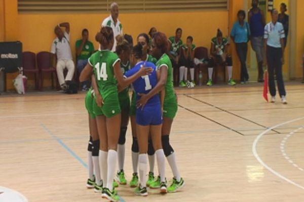 Espoir de Sainte-Luce volley-ball