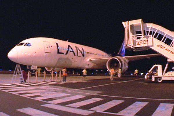 Lan Dreamliner