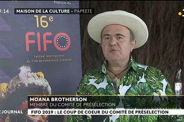 FIFO : ''Gurrumul'' séduit Moana Brotherson