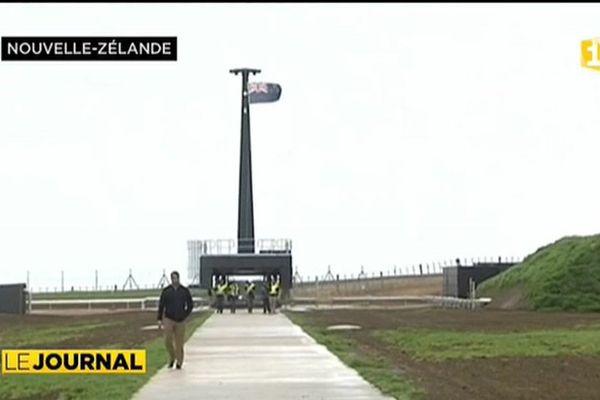 Une base de lancement de satellites en Nouvelle Zélande