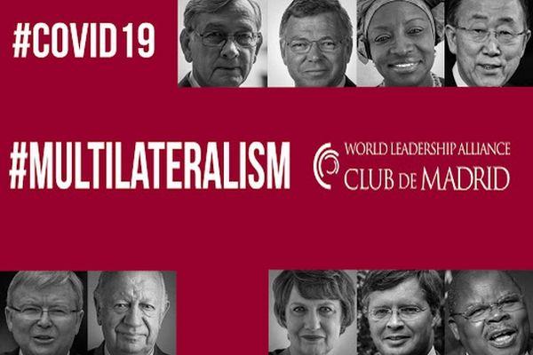 Covid 19 appel du club de Madrid pour la libération des brevets