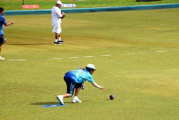 Samoa 2019, lawn bowls