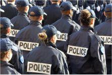 Ecole nationale d'application de police de Toulouse - sortie des élèves de la 251e promotion des gardiens de la paix en novembre 2019 (image d'illustration).