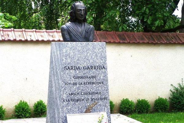 Sarda Garriga à Mesnil-sur-l'Estrée