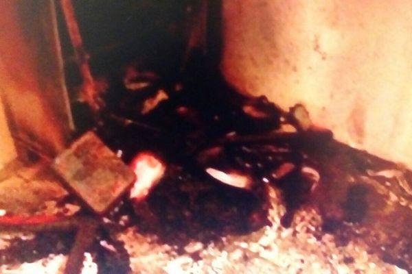Tentative d'incendie à l'église du Carnel 1