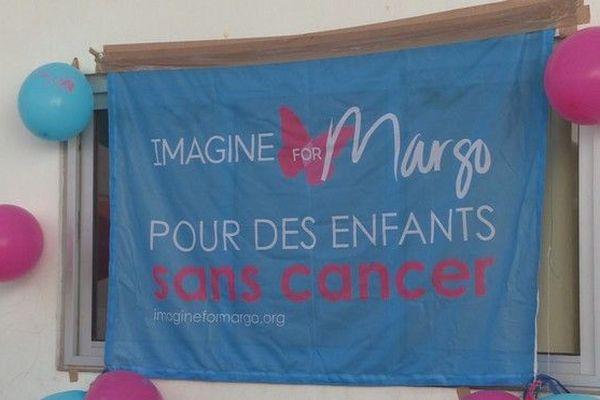 chèque Imagine for Margo service oncologie pédiatrique CHU 290918