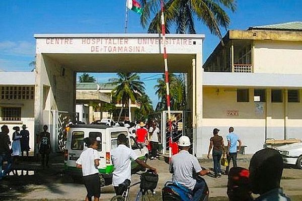 Hôpital de Tamatave