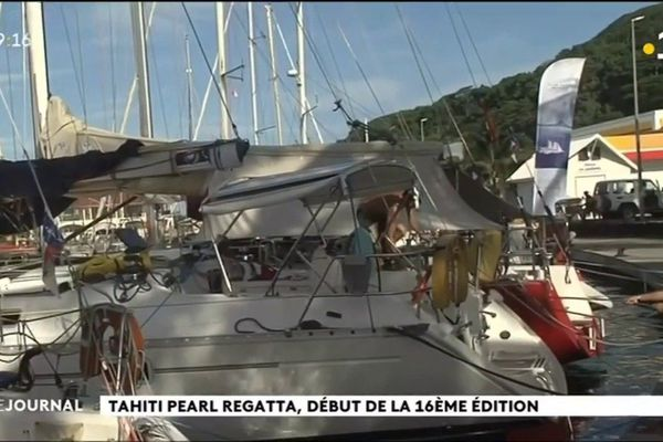 Veillée d'armes pour la 16e Tahiti pearl regatta