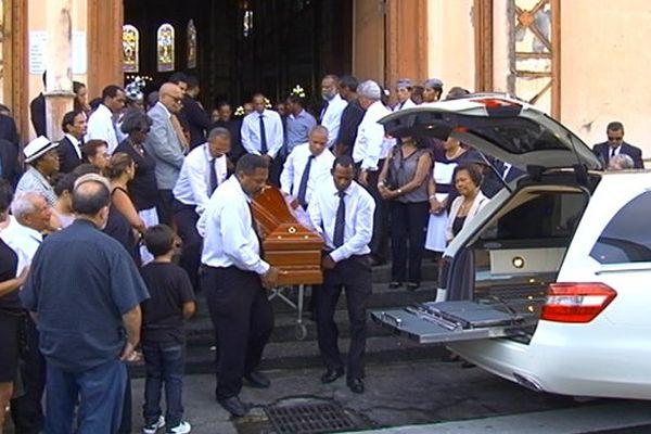 Obsèques C.De Negri