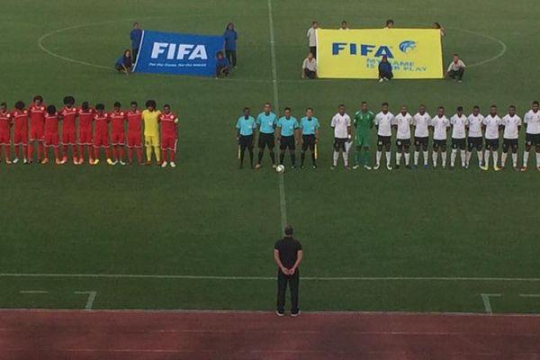 Foot NC vs Fidji