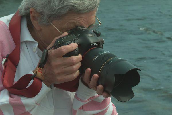 La mer, une source inépuisable d'inspiration pour la photographe Françoise Tilly