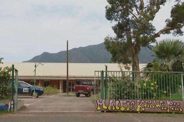 Mairie de Kouaoua