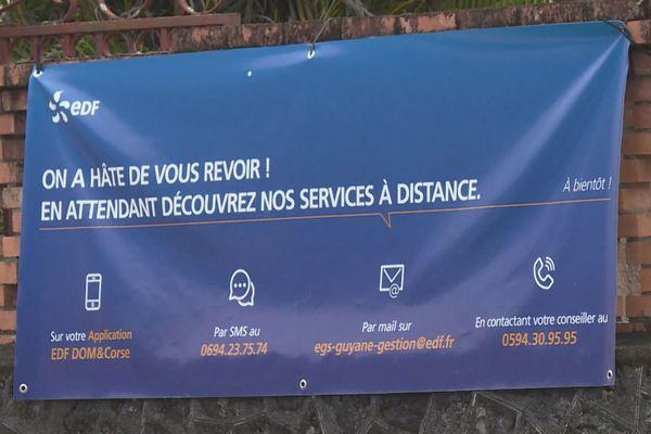 Dématérialisation des services dans l'ouest guyanais