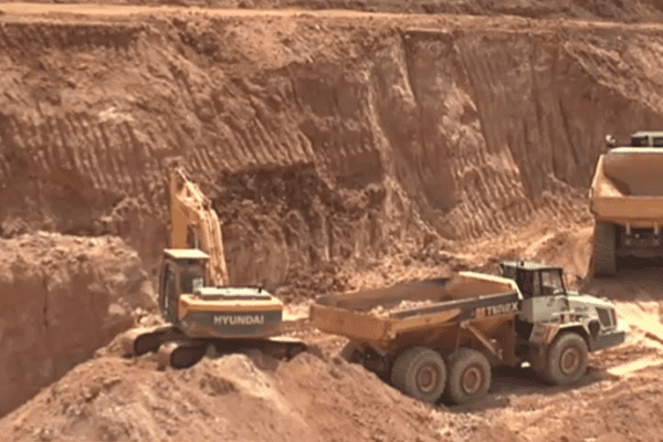 Opérateurs miniers de Guyane