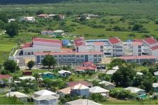 Antigua et Barbuda la faculté de Five Islands