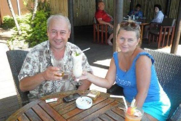 Couple russe tué aux fidji