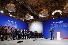 """Présentation du plan d'investissement """"France 2030"""""""