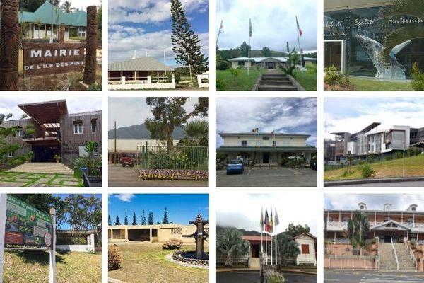 Mairies de Calédonie